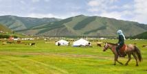12 DAYS CHINA INNER MONGOLIA - PAKET LEBARAN