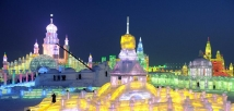 11 HARI CHINA SNOW CITY