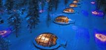 13 Hari Aurora Arctic Adventure & Santa Claus Village