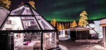 12 Hari Aurora Arctic Adventure & Santa Igloo