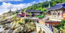 8D SOUTH KOREA Incheon/Nami Island/Mt. Sorak/Jeju/Busan/Seoul