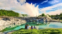 10 Hari New Zealand Spring Tour