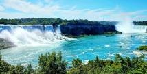 15 HARI USA EAST COAST + CANADIAN FRENCH - PAKET LEBARAN